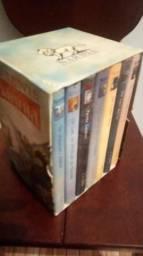Kit Narnia de Livros