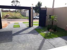 Casa bairro Ipê, com 3 dormitórios piso porcelanato, aceita fiananciamento tres lagoas ms