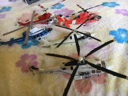 Miniaturas de helicópteros