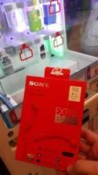 Fone Sony lacrado