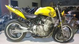 Moto Para Retiradas De Peças/sucata Honda Hornet Ano 2006 / 2010 e 2012