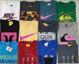 Camisetas Lote, Revenda, Atacado