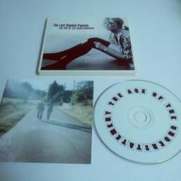 CD The Last Shadow Puppets - The Age of Understatement