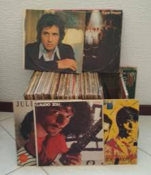 Lote de discos de vinil