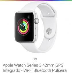 Vendo / troco Apple Watch 42mm 3 Gps