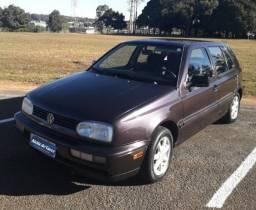 Golf GLX 1995 2.0 46.000 km Originais - Estado de Zero - Ateliê do carro - 1995