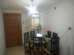 Apartamento à venda com 3 dormitórios em Artur alvim, São paulo cod:1638