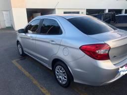 Ford ka mais 1.5 sedan entrada + consórcio - 2017