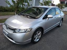 Honda Civic Manual a Nave Mais conservado de Natal Troco e Financio - 2008
