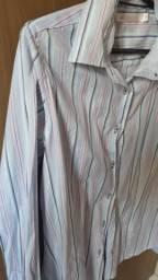 Camisa social feminina Tam40