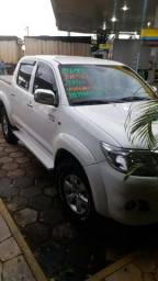 Toyota 2015 Hilux 3.0 Sr 4x4 Automática Diesel Completa - 2014