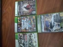 Xbox 360 vendo ou troco