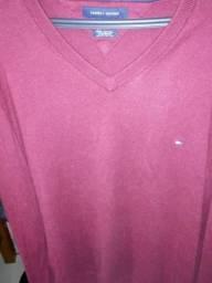 02 blusas originais Tommy Hilfiger e Brooksfield