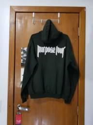 Moletom Purpose World Tour Original