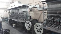 Máquina para Produção de Lã e Palha de Aço - #4008