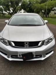 Honda Civic LXR 2.0 FLEX - 2015