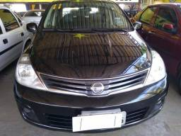 Tiida 1.8 2011 Completo + Gnv Ent: R$ 5.000,00 + 48x 460,00 - 2011