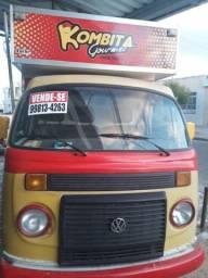 Kombi Food Truck impecável - 2008