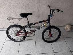 Bike Mormaii aro 20 com garupa usada