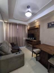 Apartamento com 2 dormitórios à venda, 54 m² por R$ 165.000,00 - Vila Furquim - Presidente