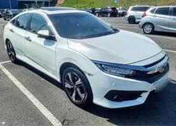 Honda civic touring 1.5 turbo 2017