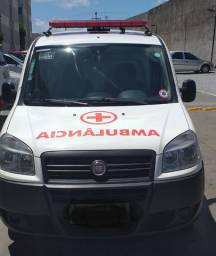 Ambulância doblo 2015 - 2015