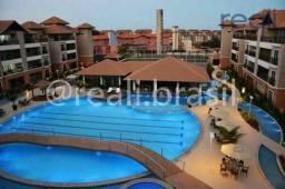 Mediterranee, Apartamento com 2 dormitórios à venda, 65 m² por R$ 390.000 - Porto das Duna