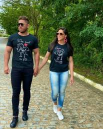 Neres Fashion / Kit Camisa Casal