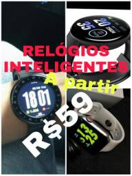 Relógios smart inteligentes