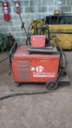 Maquina solda Mig Bambozzi TRR 3410 S