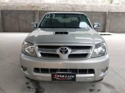 Toyota Hilux SRV 2007 4x4 Automático - 2007