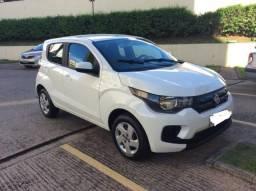 Fiat Mobi Like 1.0 com 19000 km semi novo - 2018