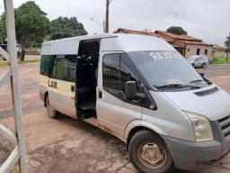 Van transit - 2010