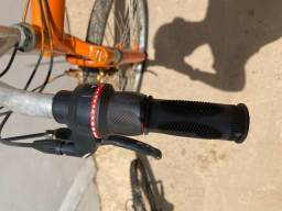 Bicicleta caloi de alumínio 21 marchas