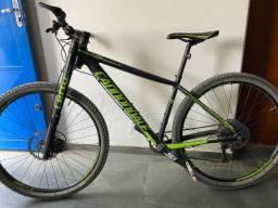 Bicicleta Cannondale fsi-i