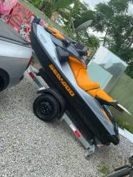 Jet Ski sea doo GTI 170 se 2020 na garantia