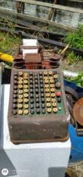 Máquina registradora relíquia