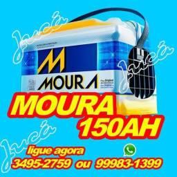 Sensacional preço sem igual de Baterias Moura !!!!!!