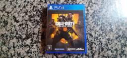 Call Of Duty Black Ops 4 - Mídia Física - Ps4
