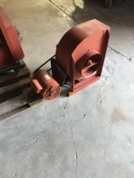 Exaustor 127/220 alta rotação