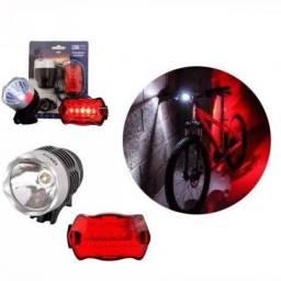Luz de Segurança para Bicicleta são luis