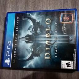 Jogo Diablo Reaper of Souls PS4(semi novo)
