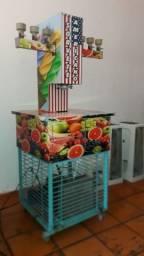 Máquina de sorvetes americano