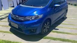Honda Fit exl 2015 com laudo pericial
