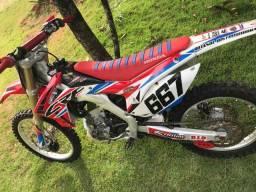 Honda CRF 250 ano 12/13 R$ 20.000,00