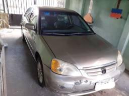 Honda Civic 2003 automático barato