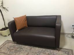 Sofa tokstok marrom