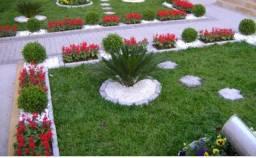 Apodador de árvores e jardinagem