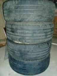 Vendo 4 pneus 16 ir 2 15
