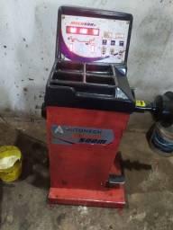 Máquina de balanceamento